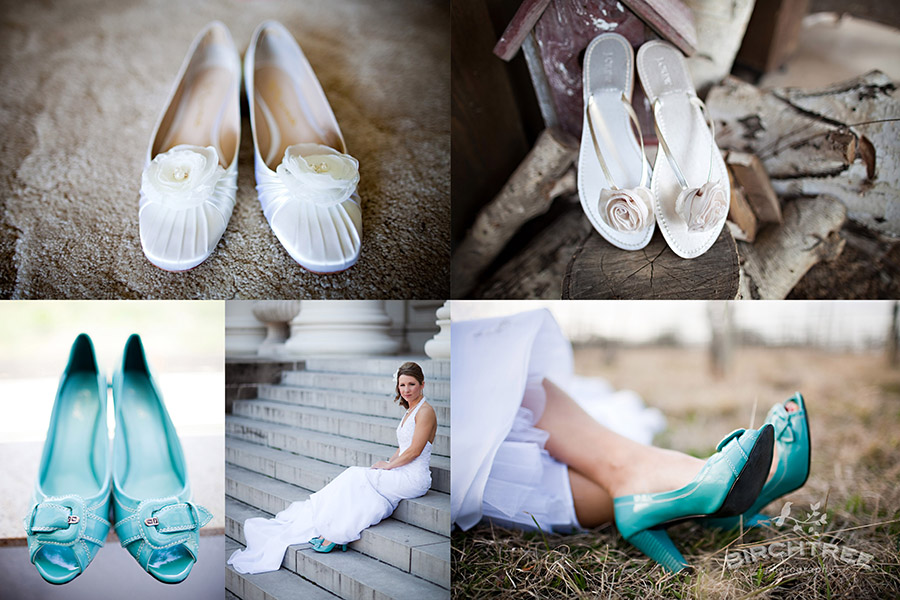 Wedding Shoe Inspiration | Fashionable Heels, Bright Colors, and