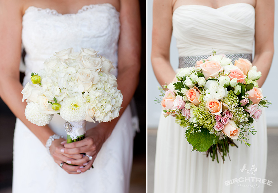Bridal Bouquets Pink And White : Beautiful summer bouquets wedding inspiration